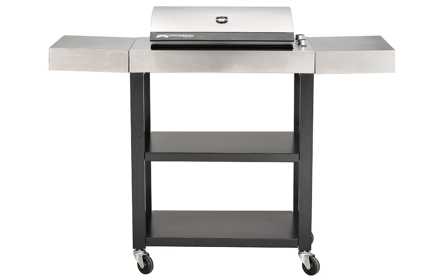 Electric BBQ Trolley Front